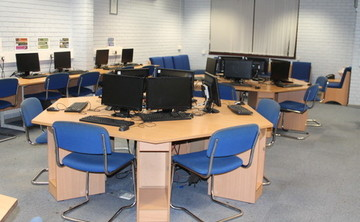 Library  - SLS @ St Edmund Arrowsmith Catholic High School - Lancashire - 1 - SchoolHire