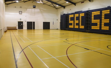 Sports Hall  - SLS @ St Edwards College - Liverpool - 2 - SchoolHire