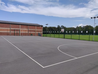 Netball Court  - SLS @ St Edwards College - Liverpool - 1 - SchoolHire