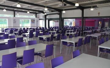 Dining Room - SLS @ St Edwards College - Liverpool - 1 - SchoolHire
