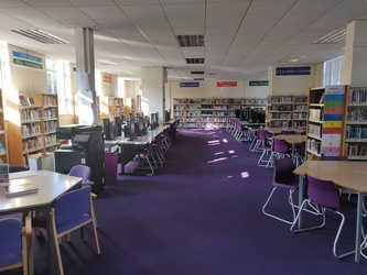Library - SLS @ St Edwards College - Liverpool - 1 - SchoolHire