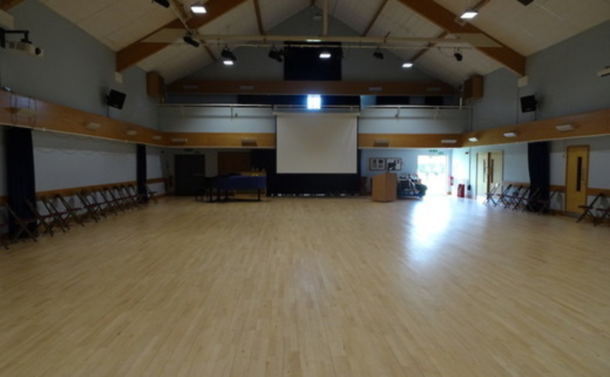 Main Hall  - SLS @ St Faiths School - Cambridgeshire - 1 - SchoolHire