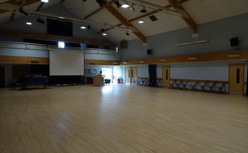 Main Hall  - SLS @ St Faiths School - Cambridgeshire - 2 - SchoolHire