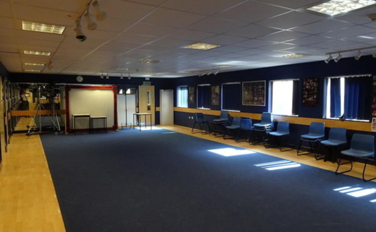 Drama Studio  - SLS @ St Faiths School - Cambridgeshire - 1 - SchoolHire