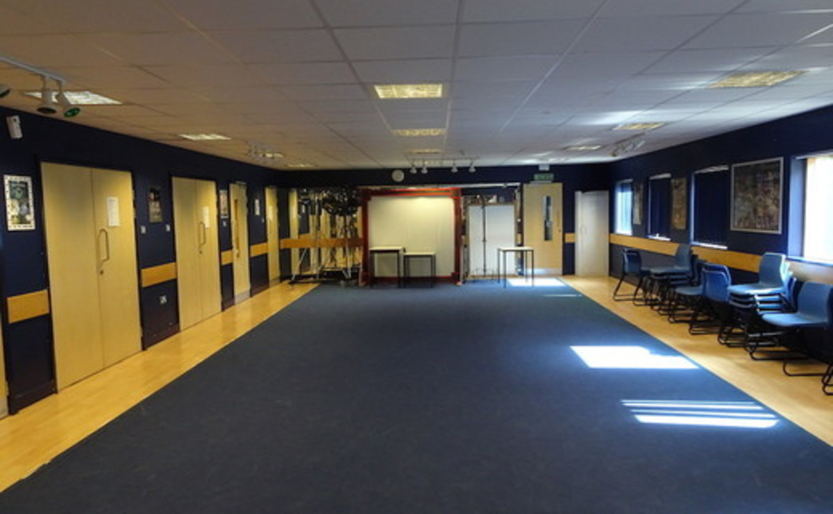 Drama Studio  - SLS @ St Faiths School - Cambridgeshire - 2 - SchoolHire