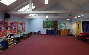 Multi Purpose Room  - SLS @ St Faiths School - Cambridgeshire - 1 - SchoolHire