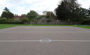 Tarmac Multi-Use Games Area  - SLS @ St Faiths School - Cambridgeshire - 1 - SchoolHire