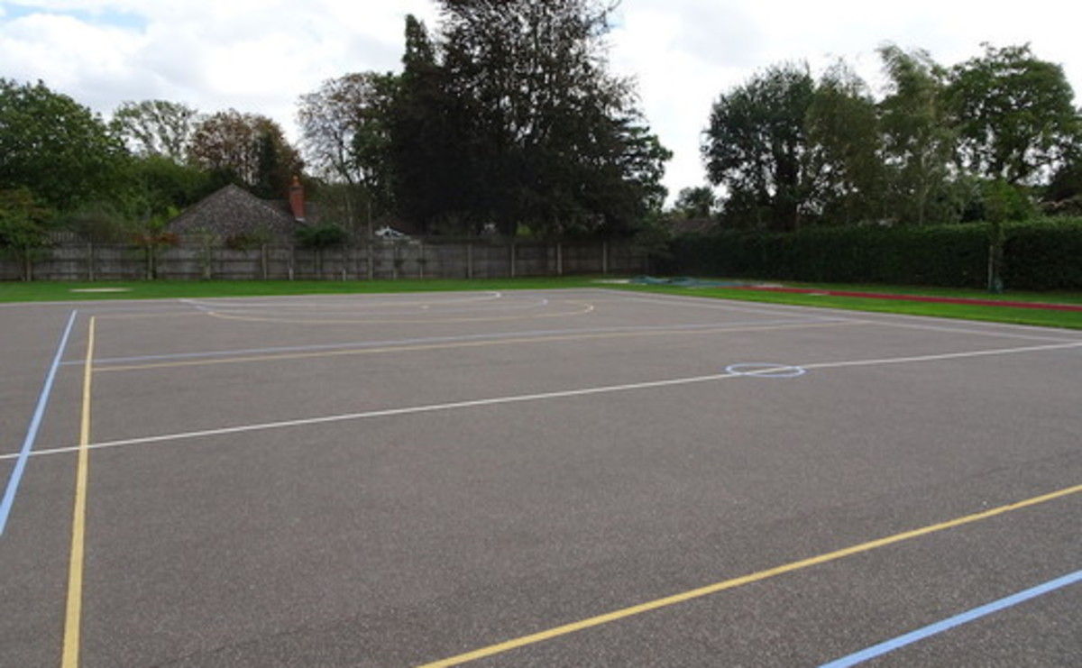 Tarmac Multi-Use Games Area  - SLS @ St Faiths School - Cambridgeshire - 2 - SchoolHire