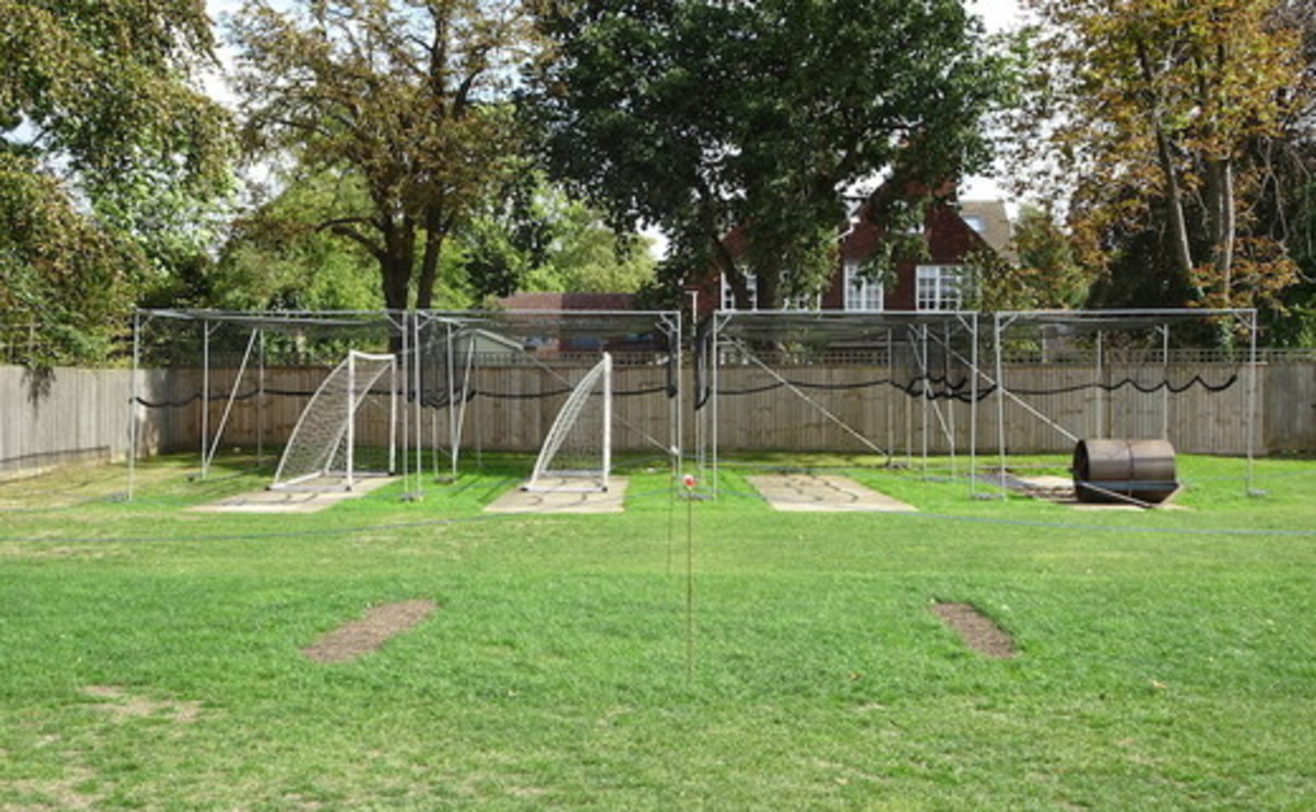 Cricket Nets - SLS @ St Faiths School - Cambridgeshire - 1 - SchoolHire