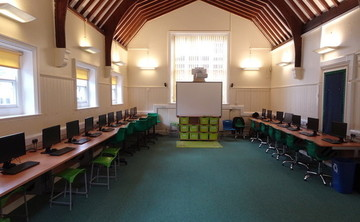 Meeting area - SLS @ St Faiths School - Cambridgeshire - 1 - SchoolHire