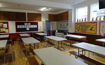 Dining Area  - SLS @ St Faiths School - Cambridgeshire - 1 - SchoolHire