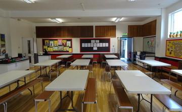 Dining Area  - SLS @ St Faiths School - Cambridgeshire - 2 - SchoolHire