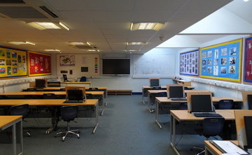 Specialist Classroom - IT Room  - SLS @ St Faiths School - Cambridgeshire - 1 - SchoolHire