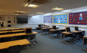 Specialist Classroom - IT Room  - SLS @ St Faiths School - Cambridgeshire - 2 - SchoolHire