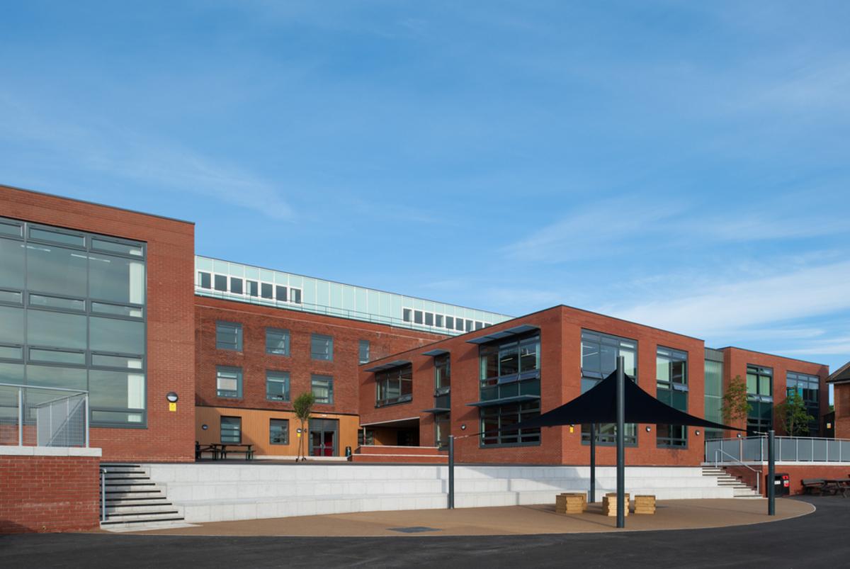 SLS @ St Marys Catholic Academy (Blackpool) - Lancashire - 1 - SchoolHire