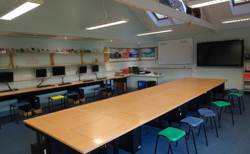 Specialist Classroom - Media Room - SLS @ St Faiths School - Cambridgeshire - 1 - SchoolHire