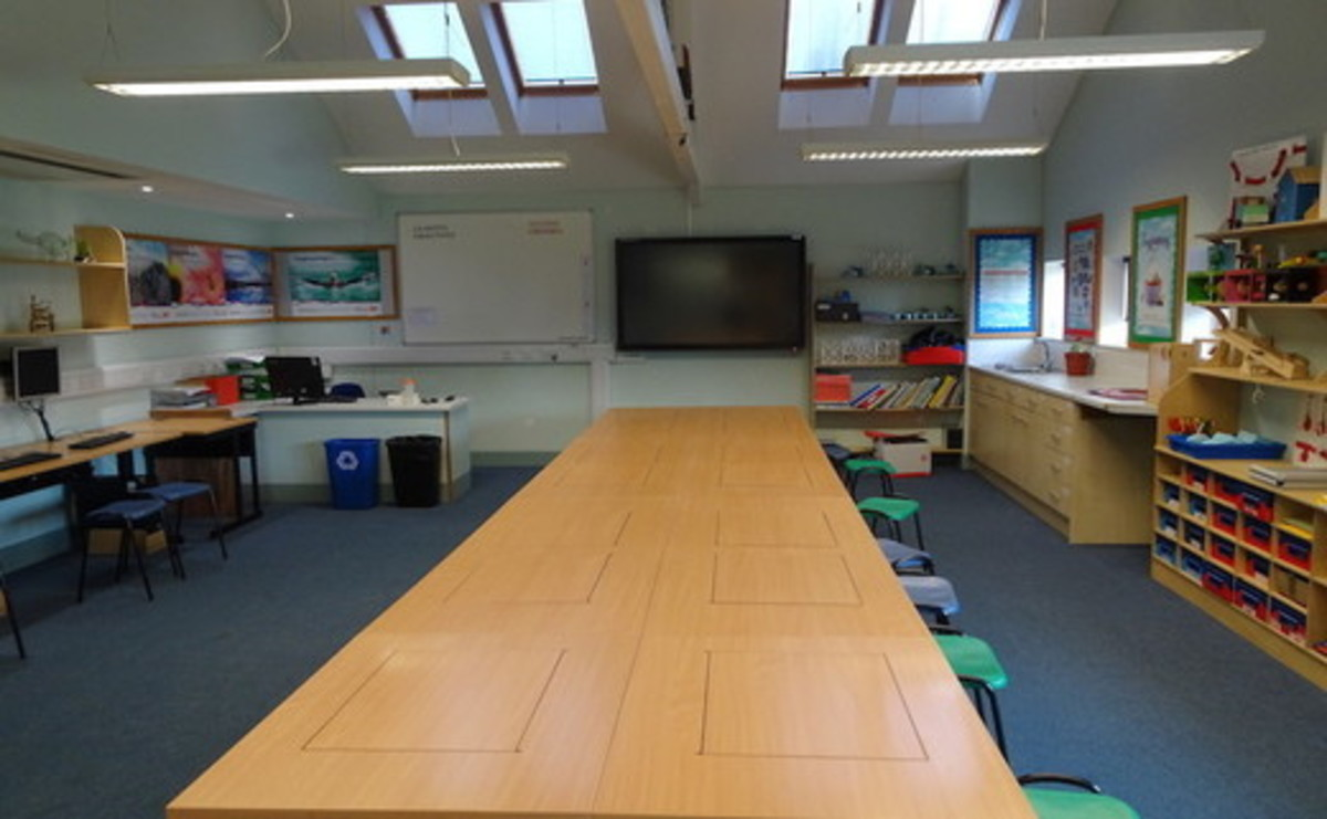 Specialist Classroom - Media Room - SLS @ St Faiths School - Cambridgeshire - 2 - SchoolHire