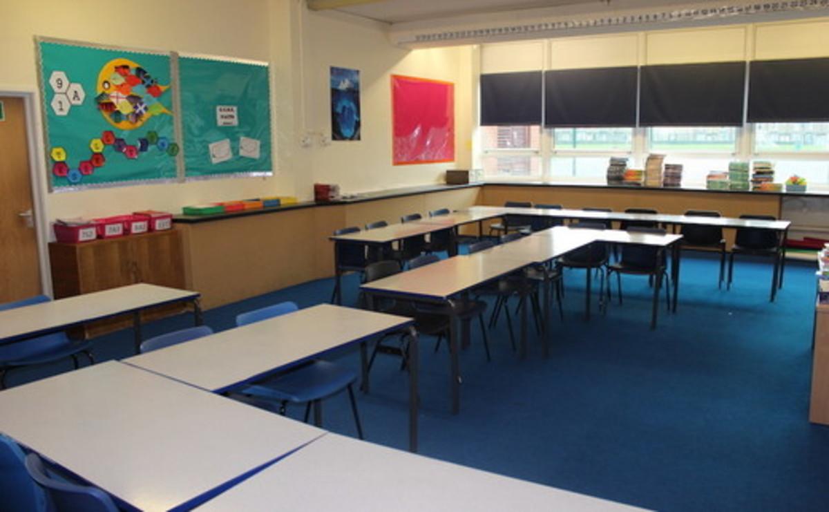 Classroom - SLS @ Our Ladys Catholic College - Lancashire - 1 - SchoolHire