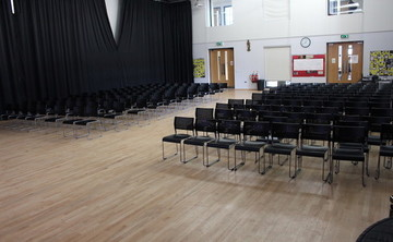 Main Hall  - SLS @ St Marys Catholic Academy (Blackpool) - Lancashire - 1 - SchoolHire
