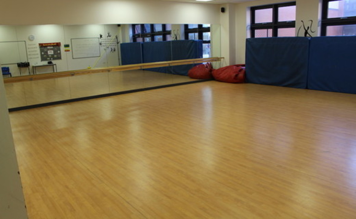 Dance Studio  - SLS @ St Marys Catholic Academy (Blackpool) - Lancashire - 1 - SchoolHire