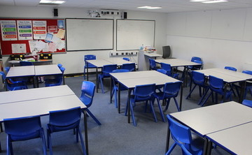 Classrooms - SLS @ St Marys Catholic Academy (Blackpool) - Lancashire - 1 - SchoolHire