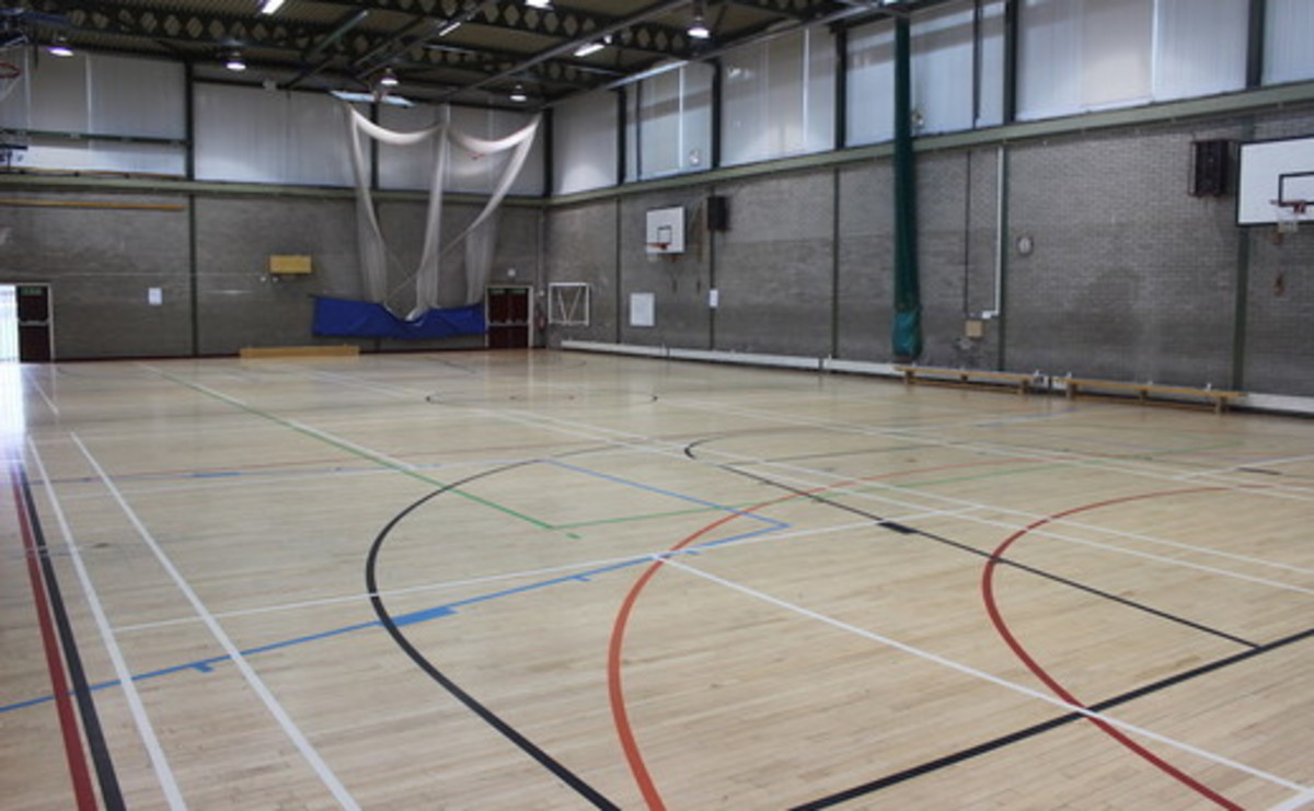 Sports Hall  - SLS @ St Peters (Wigan) - Wigan - 1 - SchoolHire