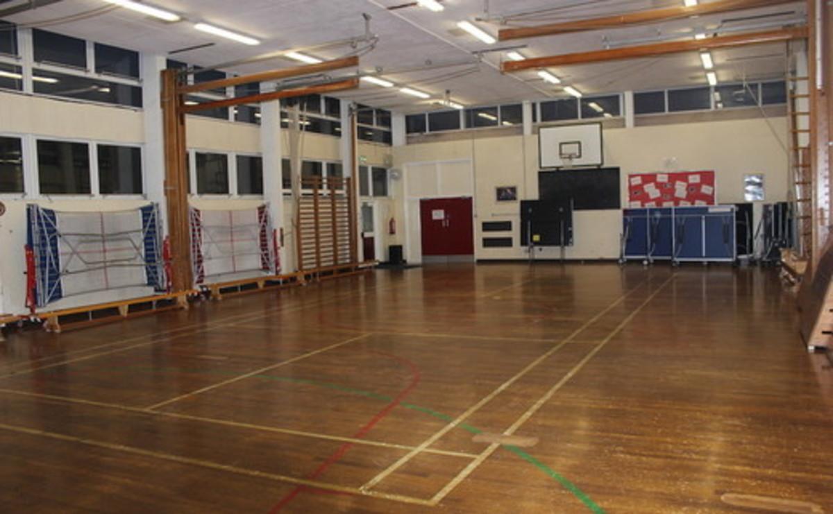 Gymnasium  - SLS @ St Peters (Wigan) - Wigan - 1 - SchoolHire