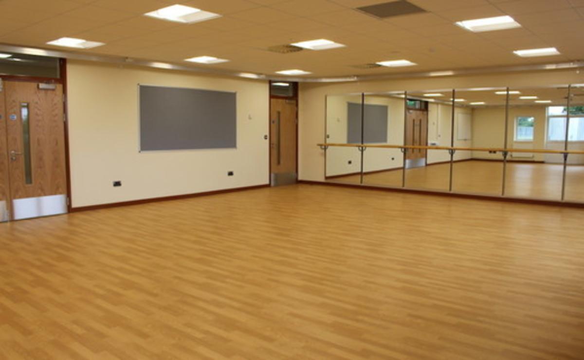 Dance/Drama Studio  - SLS @ St Peters (Wigan) - Wigan - 1 - SchoolHire