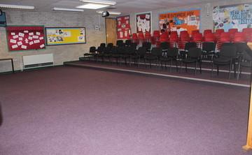 Lecture Theatre  - SLS @ St Peters (Wigan) - Wigan - 1 - SchoolHire