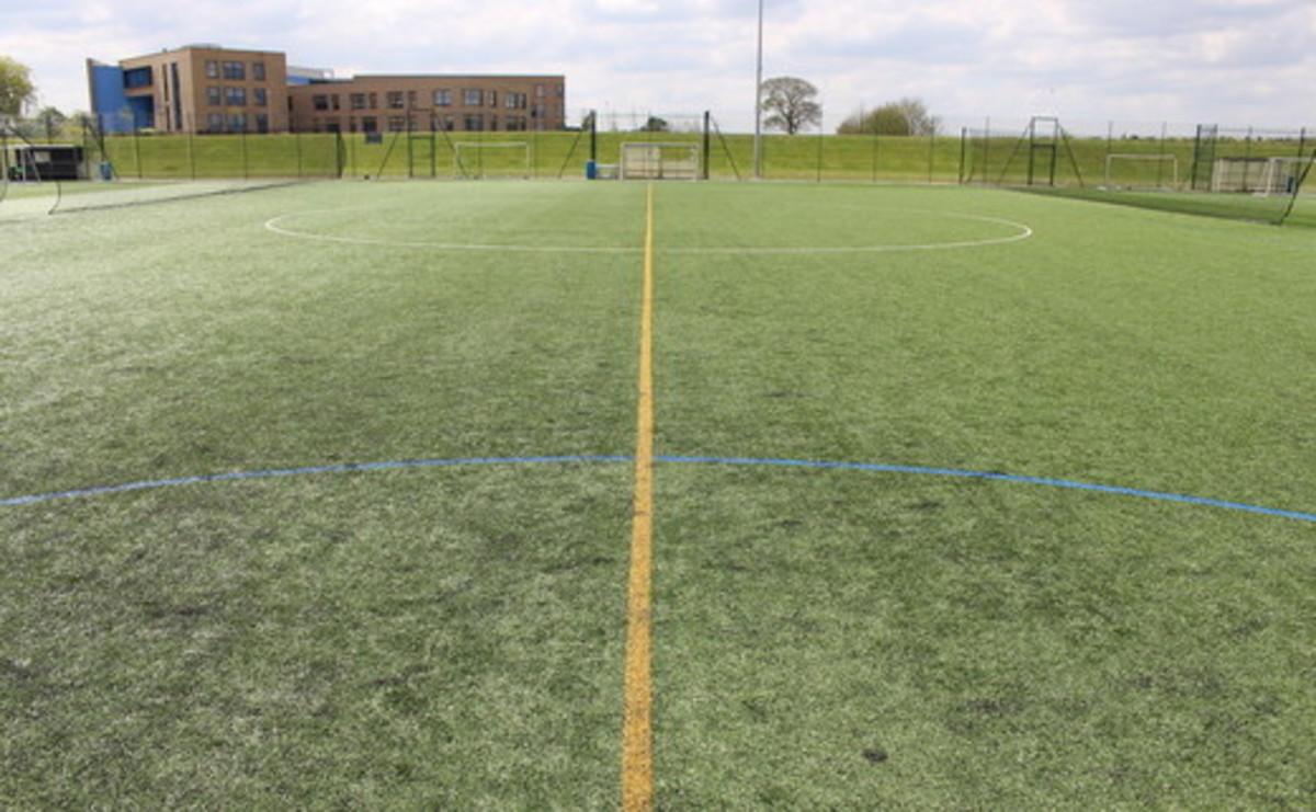 3G Pitch  - SLS @ St Peters Academy (Stoke) - Staffordshire - 1 - SchoolHire