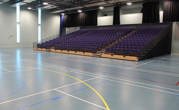 Sports Hall  - SLS @ St Peters Academy (Stoke) - Staffordshire - 1 - SchoolHire