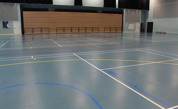 Sports Hall  - SLS @ St Peters Academy (Stoke) - Staffordshire - 2 - SchoolHire