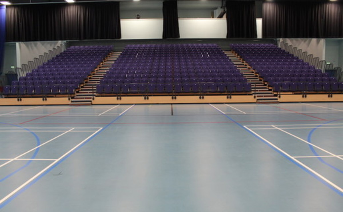 Sports Hall  - SLS @ St Peters Academy (Stoke) - Staffordshire - 3 - SchoolHire