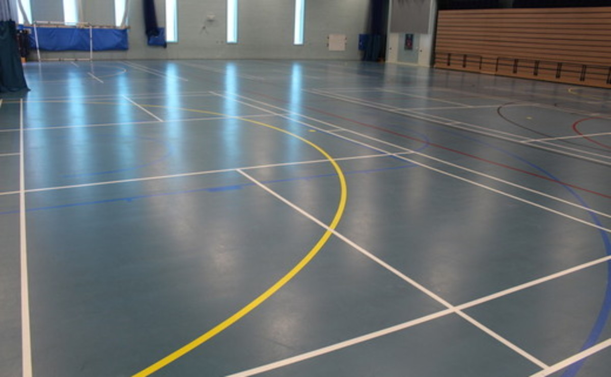 Sports Hall  - SLS @ St Peters Academy (Stoke) - Staffordshire - 4 - SchoolHire