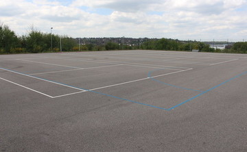 Tarmac Multi-Use Games Area  - SLS @ St Peters Academy (Stoke) - Staffordshire - 1 - SchoolHire