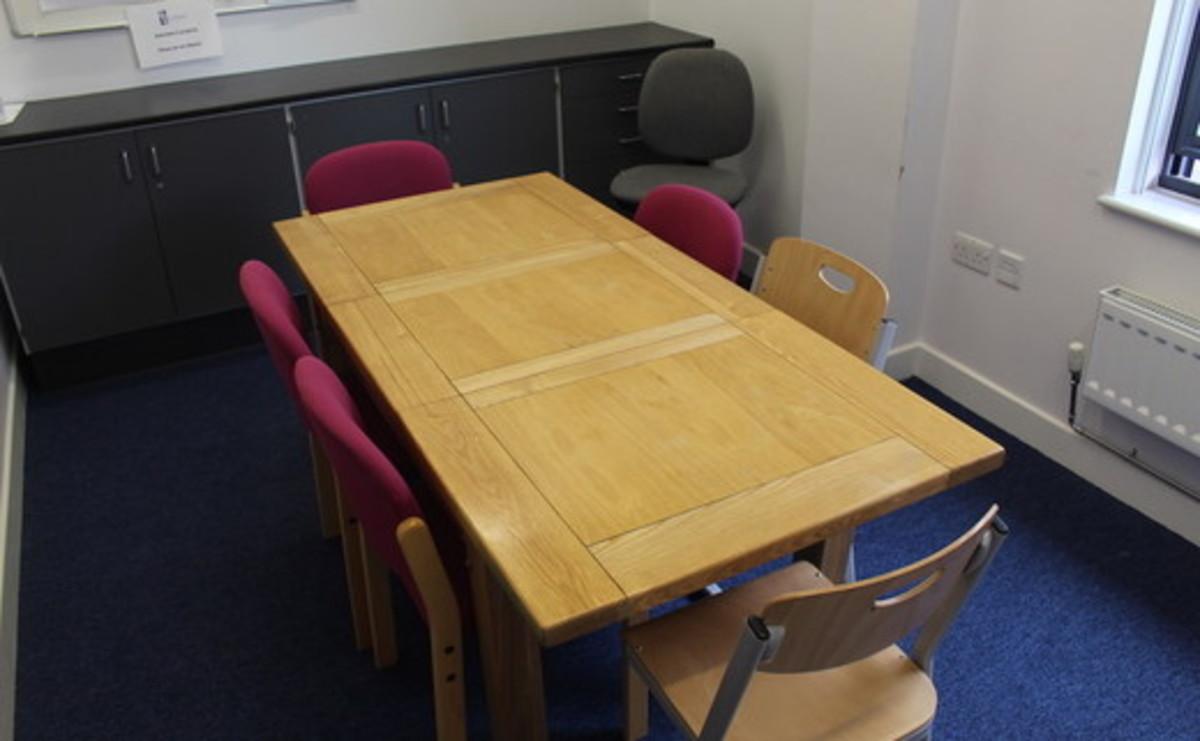 Meeting Room - SLS @ St Peters Academy (Stoke) - Staffordshire - 1 - SchoolHire