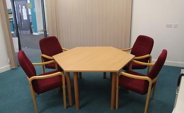 Large Meeting Room  - SLS @ St Peters Academy (Stoke) - Staffordshire - 1 - SchoolHire