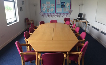 Conference Room  - SLS @ St Peters Academy (Stoke) - Staffordshire - 1 - SchoolHire