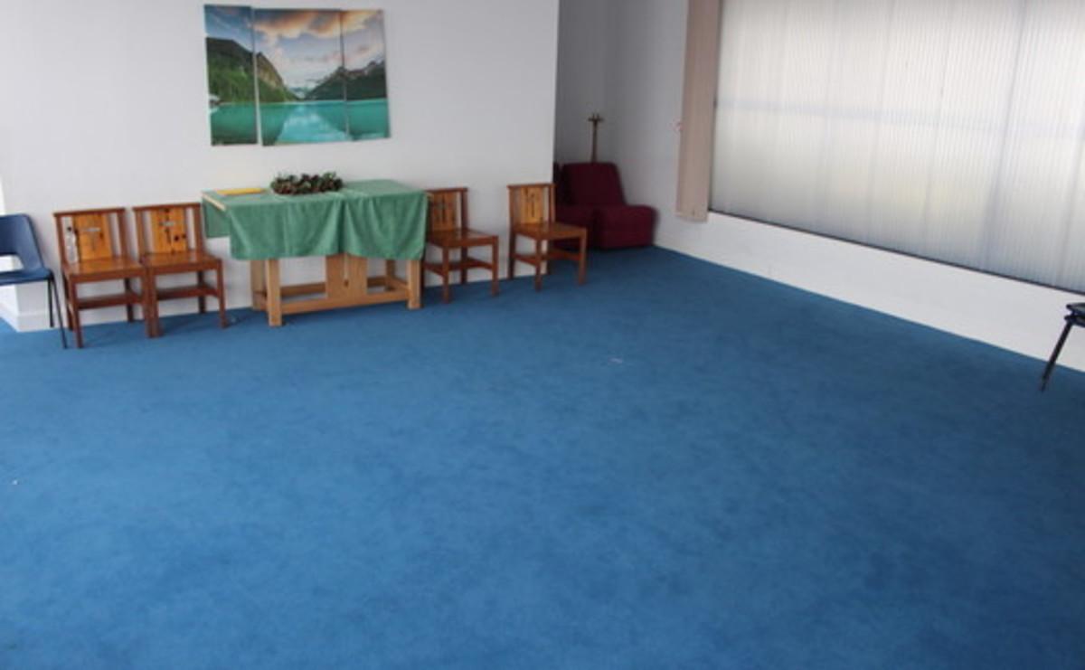 Chapel - SLS @ St Peters Academy (Stoke) - Staffordshire - 1 - SchoolHire