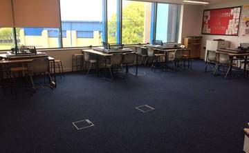 Music Room - SLS @ St Peters Academy (Stoke) - Staffordshire - 1 - SchoolHire
