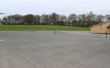Tarmac Area  - SLS @ St Pius X Catholic High School - Rotherham - 1 - SchoolHire