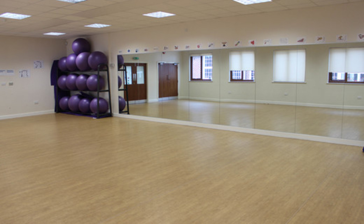 Dance Studio  - SLS @ Sutton Coldfield Grammar School for Girls - Birmingham - 1 - SchoolHire