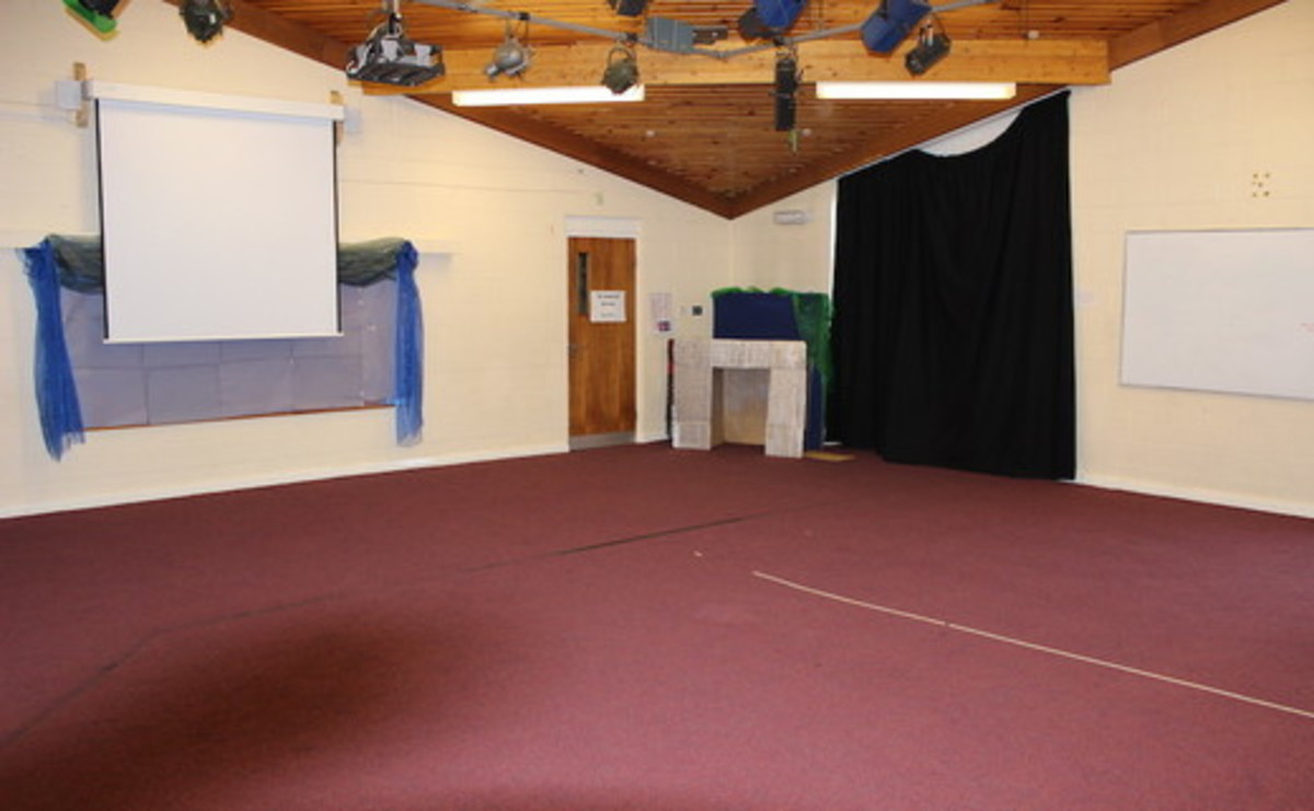 Drama Room - SLS @ Sutton Coldfield Grammar School for Girls - Birmingham - 1 - SchoolHire