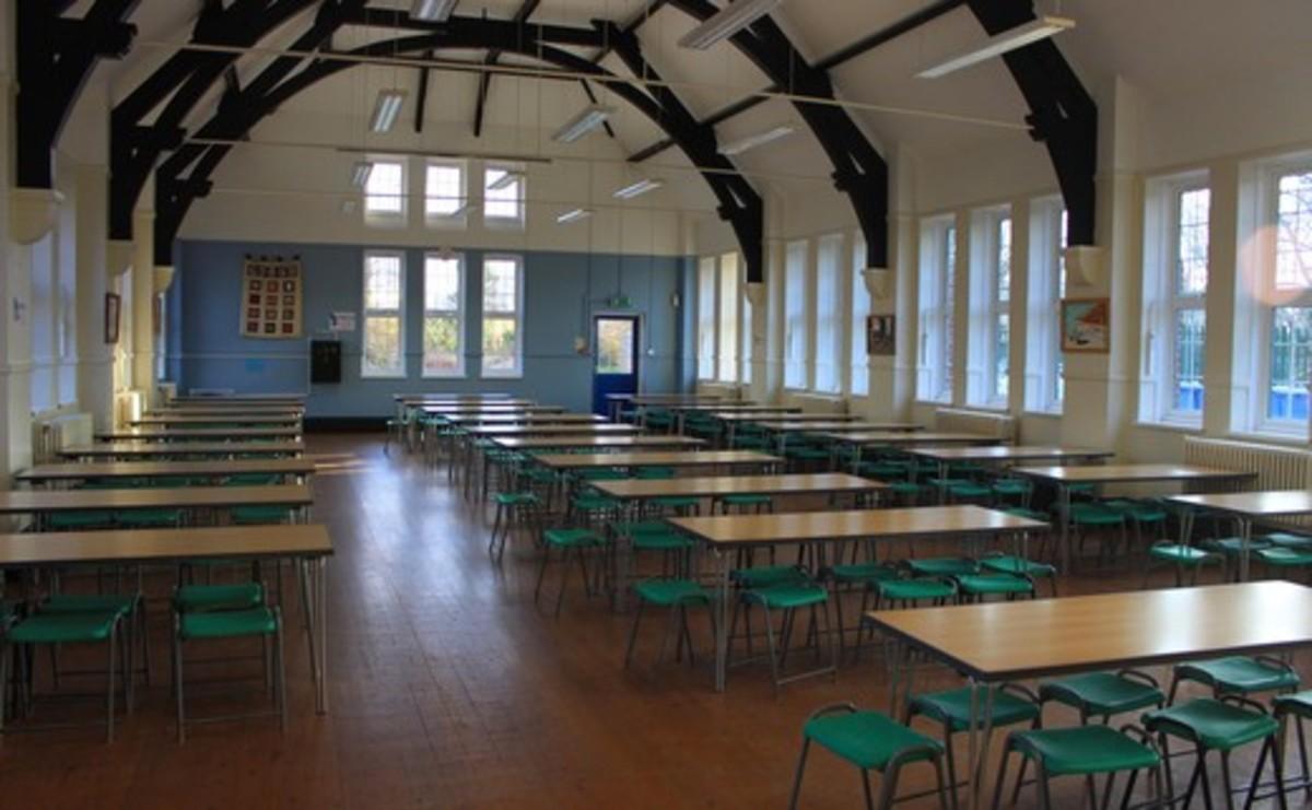 Dining Room - SLS @ Sutton Coldfield Grammar School for Girls - Birmingham - 1 - SchoolHire