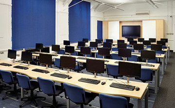Specialist Classroom - IT Suite  - SLS @ Sutton Coldfield Grammar School for Girls - Birmingham - 1 - SchoolHire