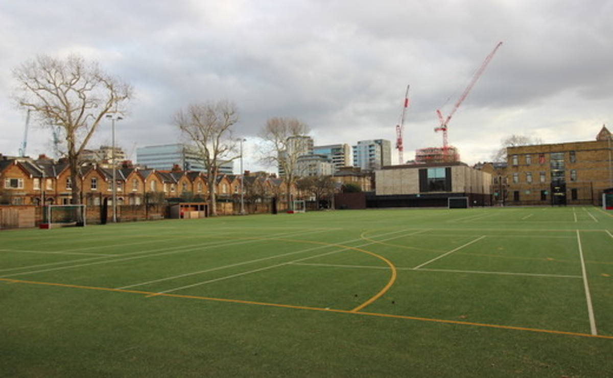 Astro Turf Pitch - SLS @ The Godolphin and Latymer School - Hammersmith and Fulham - 1 - SchoolHire
