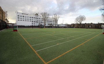 Astro Turf Pitch - SLS @ The Godolphin and Latymer School - Hammersmith and Fulham - 2 - SchoolHire