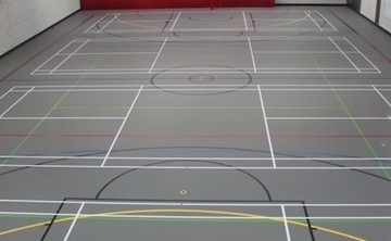 Sports Hall  - SLS @ The Godolphin and Latymer School - Hammersmith and Fulham - 1 - SchoolHire