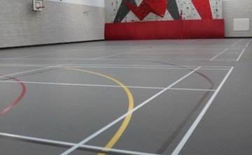 Sports Hall  - SLS @ The Godolphin and Latymer School - Hammersmith and Fulham - 2 - SchoolHire