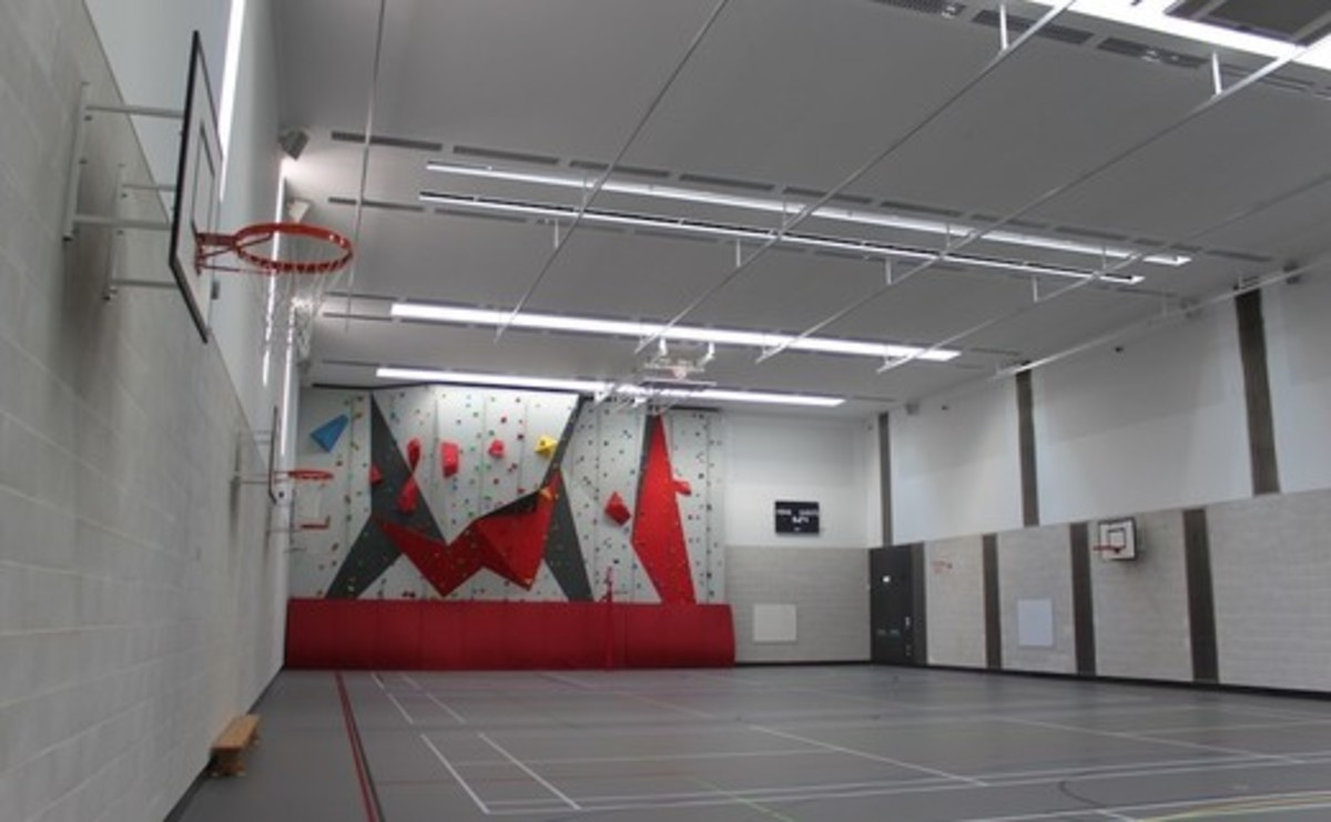 Sports Hall  - SLS @ The Godolphin and Latymer School - Hammersmith and Fulham - 3 - SchoolHire